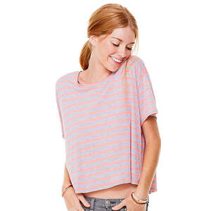 Bella Ladie's Boxy T-Shirt