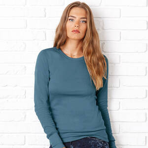 Bella Ladie's Long Sleeve Thermal Tee