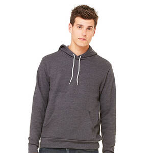 Bella+Canvas Unisex Poly-Cotton Fleece Pullover Hoodie