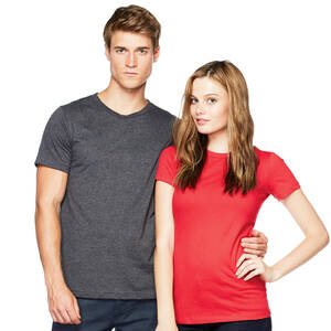 Canvas Unisex Made in the USA Short-Sleeve T-Shirt