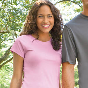 Champion Ladies' Double Dry Performance T-Shirt