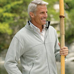 Chestnut Hill Full-Zip Microfleece Jacket