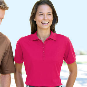 Devon & Jones Ladies' Executive Club Polo Shirt