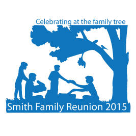 Family Reunion T-Shirt Design R1-1