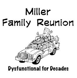Family Reunion T-Shirt Design R1-12