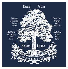 Family Reunion T-Shirt Design R1-24
