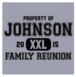 Family Reunion T-Shirt Design R1-30