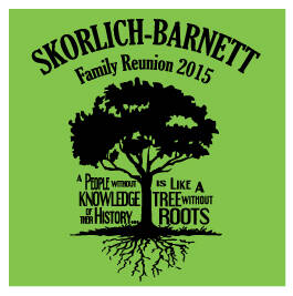Family Reunion T-Shirt Design R1-31