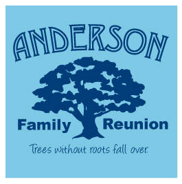 Family Reunion T-Shirt Design R1-54