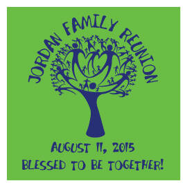 Family Reunion T-Shirt Design R1-57