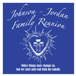 Family Reunion T-Shirt Design R1-59