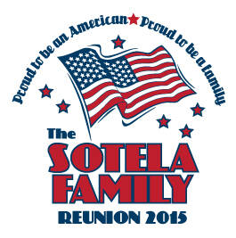 Family Reunion T-Shirt Design R2-9