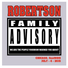Family Reunion T-Shirt Design R3-5