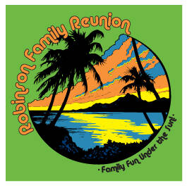 Family Reunion T-Shirt Design RMC-3