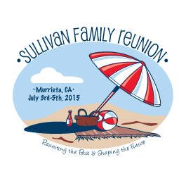 Family Reunion T-Shirt Design RMC-8