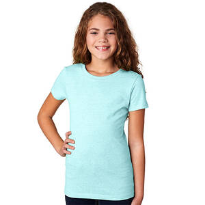 Next Level Girl's Princess CVC Tee