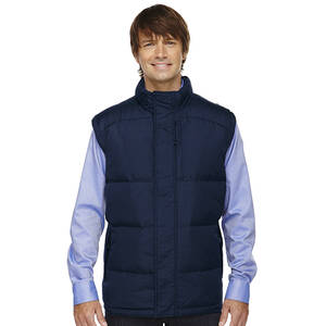 North End Men's Down Vest