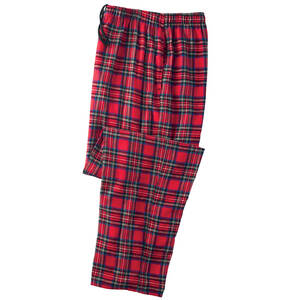 Robinson Apparel Plaid Flannel Pants